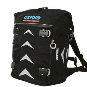 oxford RT30r rucksack, 1/2 price £29.99 infinity motorcycles