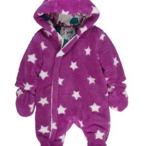 Kite Organic Clothing Starry Snowsuit from £12.60 @ Amazon