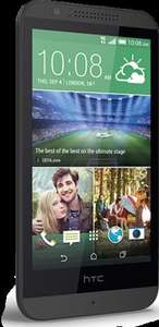 HTC Desire 510 4g Mobile Phone £79.99 @ 02 (£1.99 to unlock)