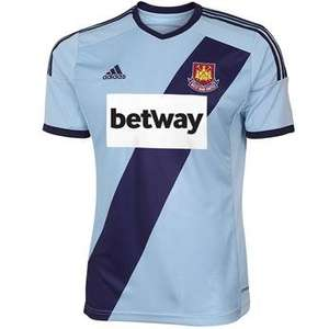 50% Off West Ham Away Shirts @ WHUFC Store - £25