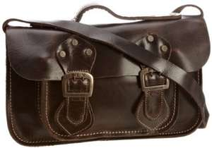 Fly London Annie Satchel Dark Brown £42.32 @ Amazon