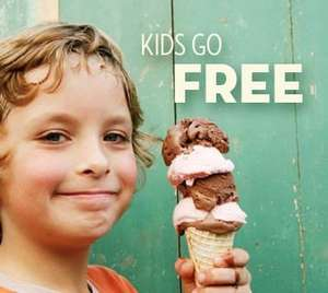 Kids (age 5 - 15) Go Free deals with Scotrail