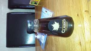 Pure Canadian Clarks  Maple syrup £2.25 Sainsbury's