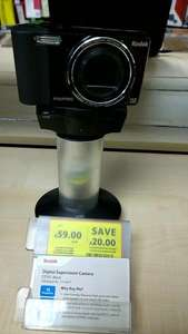 Kodak FZ151 Camera Save £20 now only £59 @ Tesco Instore (Chadwell Heath)