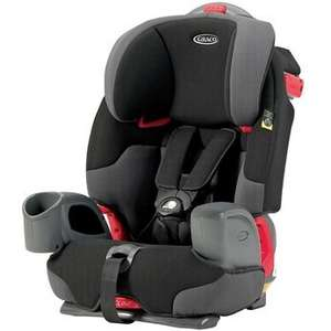 Graco Nautilus Car Seat Group 1/2/3 £74.99 with code + £10 ToysRUs Voucher