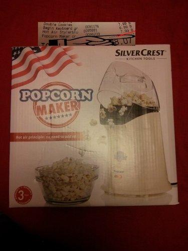 Bargain @ Lidl Popcorn Maker £7.99