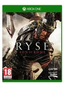 Ryse: Son of Rome Full Game Xbox One Download Xbox Live CD Key £9.99 @ SimplyCDKeys