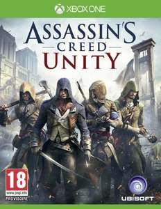Assassin's Creed Unity Xbox One Download Code £9.49 @ SimplyCDKeys