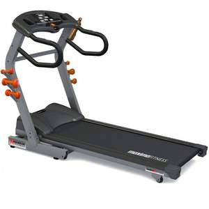 Maxima Fitness MF-2000-ProFX Auto Incline Folding Home Use Treadmill (Red weights) £474.99 @ Amazon
