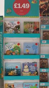 Various Children's books £1.49 @ Sainsbury's
