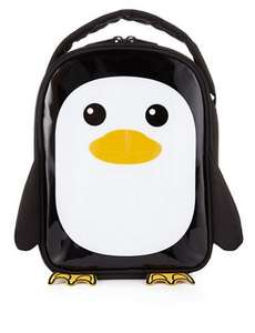 Kids' Penguin Lunch Box with Thinsulate™ reduced from £14 to £2.99, free delivery to store @ M&S