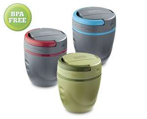 maxi lunch pod, thermos £4.99 Aldi