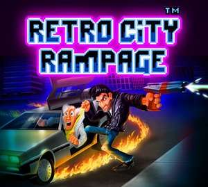 Retro City Rampage dx for ps vita £20.00 @ Retrocityrampage