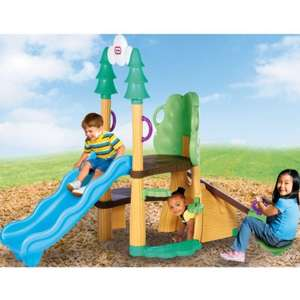 Little tikes whimsey woodland activity centre now £99.99 argos
