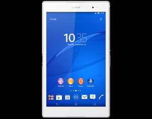 Sony Z3 Tablet Compact 16gb just £269 from Sony shop online