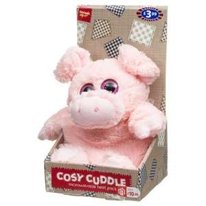* Cosy Cuddle Big Eyes Microwavable Heat Packs now £1 each @ B&M Stores *