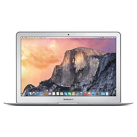 "Apple MacBook Air, MD761B/B, Intel Core i5, (UPGRADED) 256GB Flash Storage, 4GB RAM, 13.3"" With 3 Year Warranty @John Lewis (£100 Cheaper Than Apple)"
