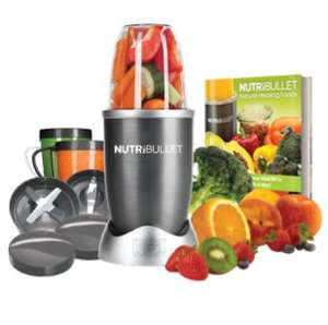 Nutribullet (black, silver or red) £79.99 + £3.95 delivery - £83.94 using Easter voucher Robert Dyas