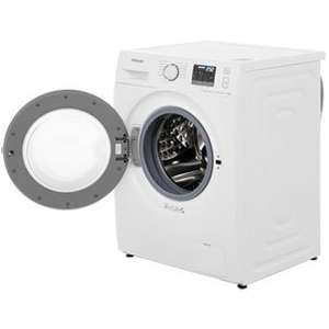 Samsung Ecobubble WF80F5E0W2W Freestanding Washing Machine + 5 yr warranty £329 delivered with code @ AO.com