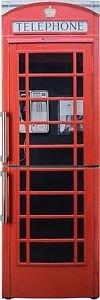 Is it a telephone box no its a fridge freezer lol £464.99 @ Ebay/Argos