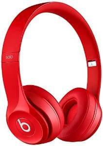 Beats by Dr. Dre Solo 2 Wireless On-Ear Headphones - Red £149.99 @ Amazon
