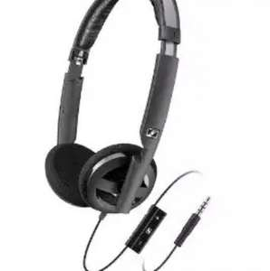 Sennheiser PX 100-II i Dynamic Open On-Ear headset with Smart Remote and Mic to Control iPhone - £29.99 @ Amazon
