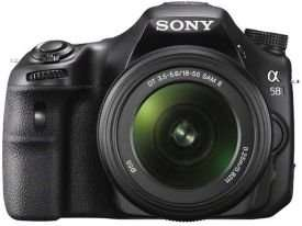 Sony a58 DSLR with Lens £227.17 @ Amazon Italy