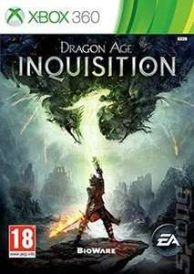 Dragon Age: Inquisition (Xbox 360/PS3) £17.52 Delivered @ HMV.ie (Using Code)