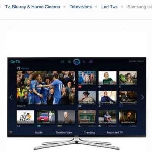 Samsung UE50H6200 50inch 3D LED Full HD SMART TV Freeview HD 200hz £499.99 @ Electrical Discount UK