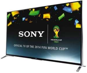 "Sony Bravia KDL55W955 LED HD 1080p 3D Smart Wedge TV, 55"" with Freeview HD with 2x 3D Glasses & 5year warranty £699 @ Oldrids Downtown"