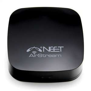 Neet Airstream wireless music receiver - £29.99 from Neet Cables & fulfilled by amazon