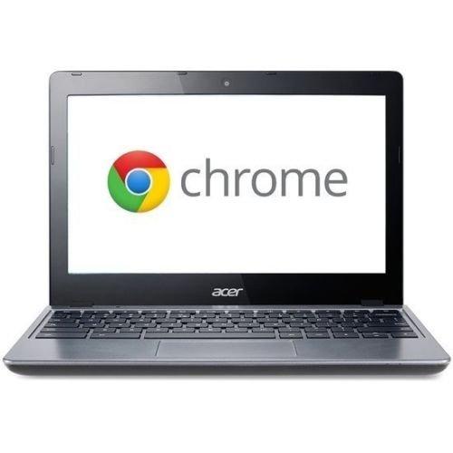 Acer C720 Celeron 11.6 Inch 2GB 16GB SSD Chromebook.Refurbished With a 12 Month Argos Warranty £124.99 @ Ebay/Argos