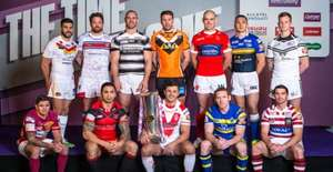 Rugby League Challenge Cup final tickets (Wembley) from only £10 @ Ticketmaster