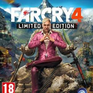 Far cry 4 (PS4) (Used)  - £22 @ CEX instore (£24.50 Delivered)