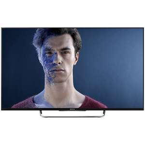 "Sony Bravia KDL55W8 LED HD 1080p 3D Smart TV, 55"" with Freeview HD & 2x 3D Glasses, Black £689.95 @ John Lewis with price match"