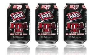 Free Can Of Barr Xtra Cola @ KeyStore