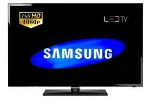 "Refurb - 12 month warranty - Samsung UE40F5300AK 40"" Full HD 1080p Smart LED TV With Freeview Black £239 @ Tesco Outlet via Ebay"