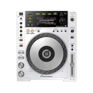 Pioneer CDJ-850W - Each - £607.41 @ Woodbrass UK