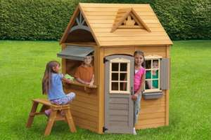 Catalina Childrens Garden Playhouse. SAVE 57% now £299 + £29.99 delivery - £328.99 @ Selwood