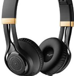 Jabra Revo Wireless Bluetooth On-Ear Headphones with Mic - Black/Gold @ Amazon £98 delivered