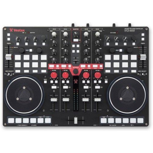 Vestax VCI 400 Pro DJ Controller / Mixer @ DV247 - £299 delivered or instore