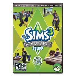 £1.99 - The Sims 3 High End Loft Stuff PC (ORIGIN) CDKeys