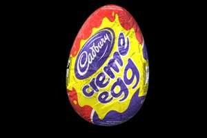 Individual creme eggs reduced to 25p in Tesco - free with cashback from Shopitize