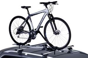 thule proride 591 cycle carrier.. £55.99 @ Sandicliffe. (Halfords will price match this. after British cycling discount £50.49)