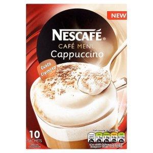 Nescafe Cappucino instant sachets £1.50 Iceland