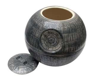 Zeon - Star Wars Death Star Ceramic Cookie Jar £24.44 Delivered @ Amazon