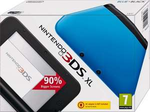 Nintendo 3DS XL Console - Blue £109.99 @ Argos on eBay (Refurbished)