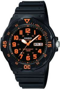Casio men's watch £12 at the Watch Hut