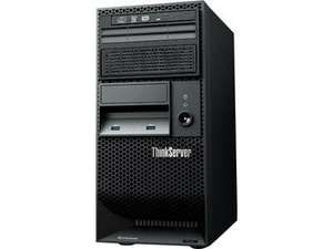 Lenovo ThinkServer TS140 4GB Xeon E3-1225 v3 3.2GHz Tower Server £221.51 after cash back delivered (£371.51 before) @ BT Business Direct