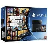 PS4 GTA V bundle + Selected Game + Minecraft - £349 @ Tesco Direct